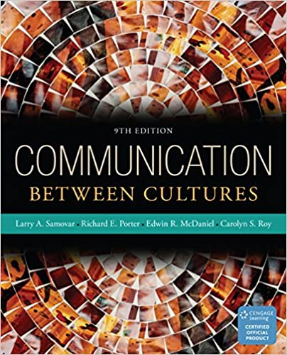Communication Between Cultures Kindle Edition By Samovar Larry
