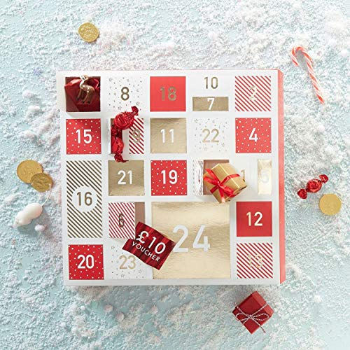 Christmas Advent Calendar 2018 Adult Advent Calendar Kids Advent Calendar Boxes DIY Countdown