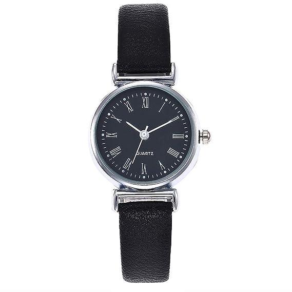 DAYLIN Relojes de Mujer Elegantes Esfera Pequeña Reloj ...