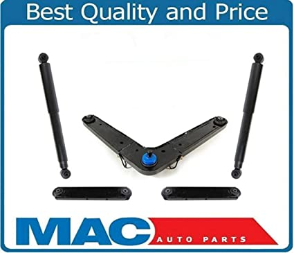 Mac Auto Parts 144549 2002-2007 Jeep Liberty Rear Upper & Lower Control Arm  With Bushings & Ball Joints