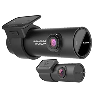 BlackVue DR750S-2CH 16GB Car Black Box/Car DVR Recorder, Built-in Wi-Fi, Cloud, Full HD, G Sensor, GPS, 16GB SD Card Included, Upto 128GB Support
