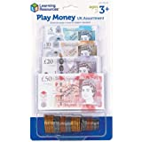 Learning Resources Play Money 英国组合