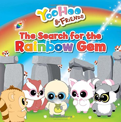 YooHoo & Friends The Search for the Rainbow Gem