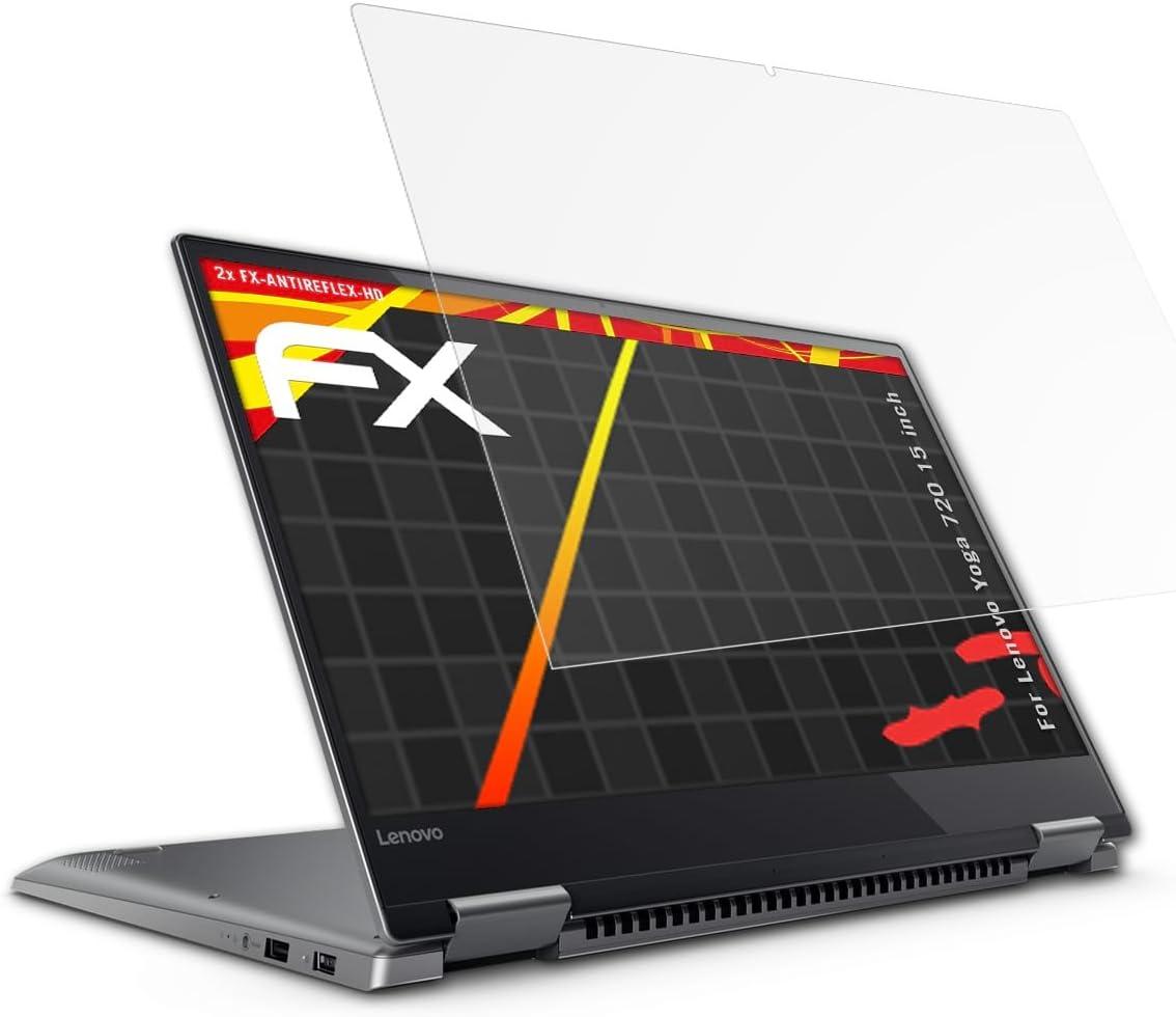 BROTECT Entspiegelungs-Schutzfolie kompatibel mit Lenovo Yoga 720 12 2 St/ück Matt - Anti-Reflex