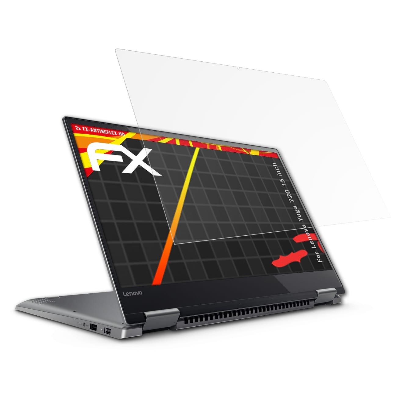 atFoliX Protector Película para Lenovo Yoga 720 15 Inch ...