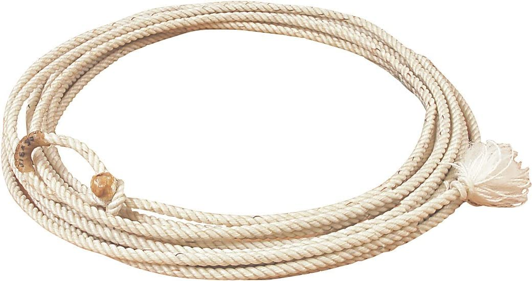 Mustang Cody Ranch Rope 3//8 in x 45 ft