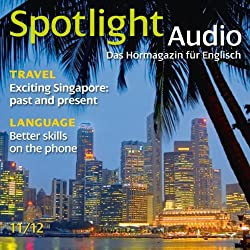 Spotlight Audio - Exciting Singapore. 11/2012