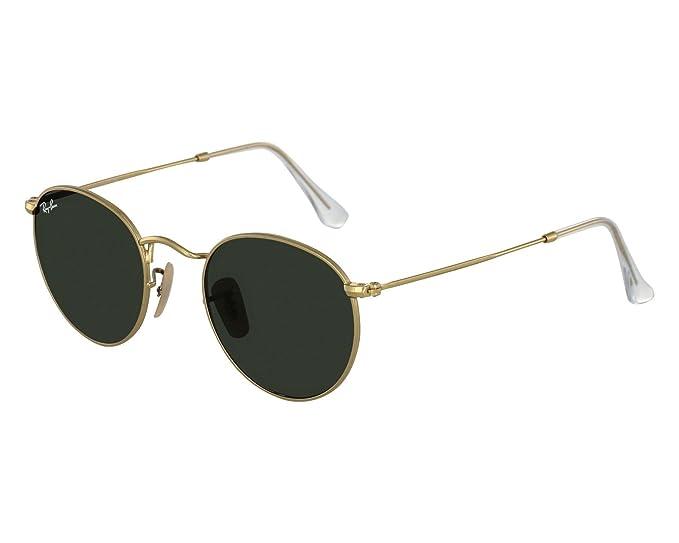 Ray-ban 3447 Arista Crystal Green Sunglasses: Amazon.es ...