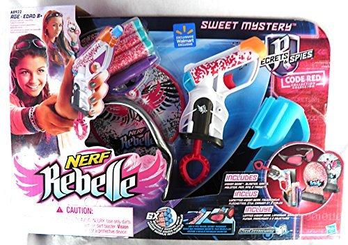 nerf gun and target set - 7