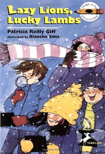 Lazy Lions, Lucky Lambs (The Kids of the Polk Street School) by Patricia Reilly Giff (1985-02-01)