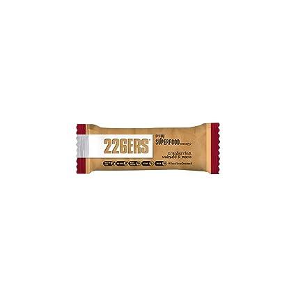 226ERS Evo Bar, Nueces, Arándanos y Maca - Paquete de 24 x 50 gr