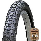 "KENDA BMX / MX Style Cycle Tire (12"" 14"" 16"" 18"" - K050 Style. 20"" - K051 Style) - Comp 3 Tread - FREE VALVE CAP UPGRADE WORTH $4.99!"