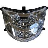 ヤマハ MAXAM マグザム HID装着済みヘッドライトポジション 青LED仕様