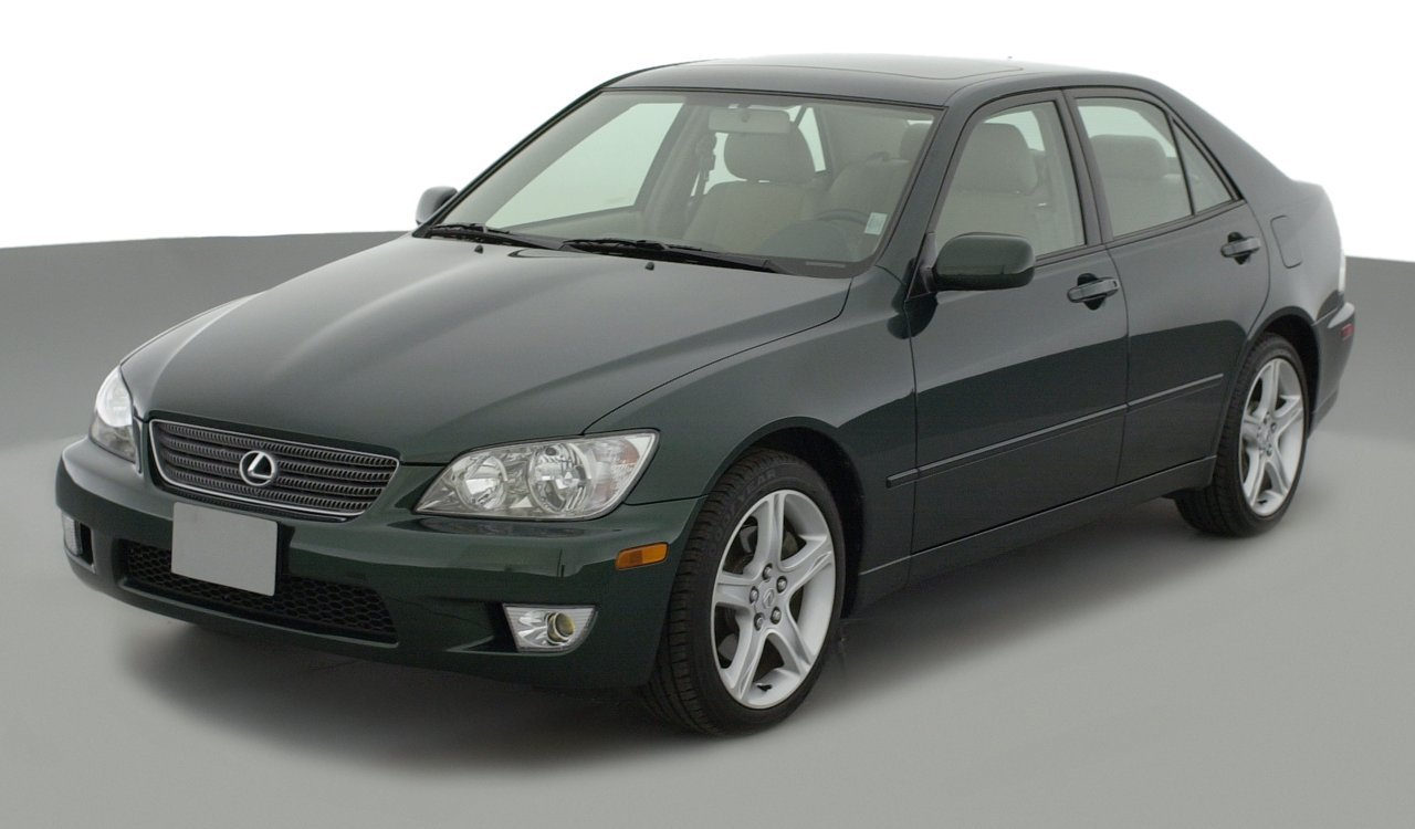 2001 Lexus Is300 Reviews Images And Specs Vehicles 1992 Super Coupe 400 4 Door Sedan