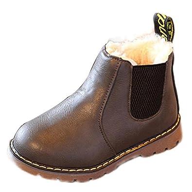 Botas niñas Invierno Zapatos Bebe niña con Suela Botines para Niñas Switchali Zapatos Bebe niña Recien