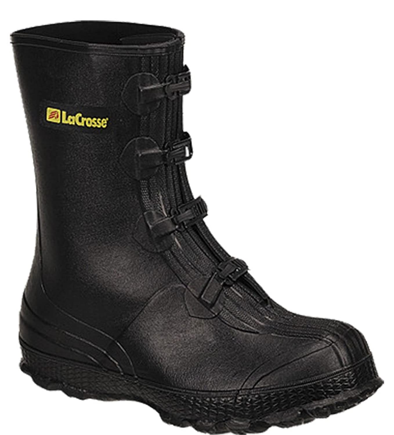 266160 Lacrosse Men's Z-Series Overshoe Rubber Boots - Black