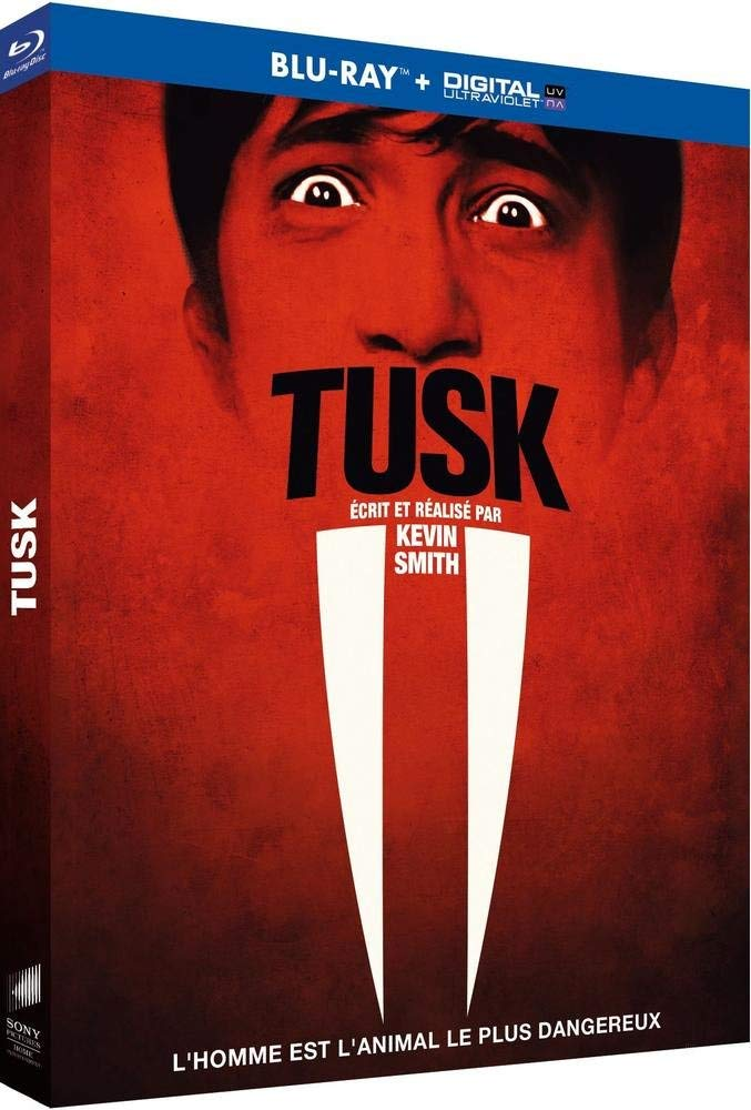 Amazon.com: Tusk [Blu-ray + Copie digitale]: Movies & TV