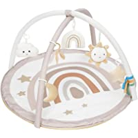 little dove Baby Gym and Infant Play Mat Rainbow Design for Newborn Stage-Based Developmental Activity Gym for Toddlers…