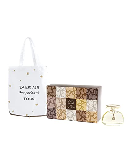 Tous - Estuche de regalo eau de toilette touch: Amazon.es ...
