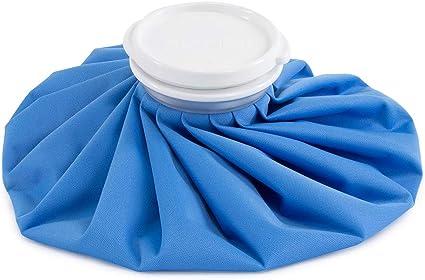 Amazon.com: Mueller - Bolsa para hielo (9.0 in), color azul ...