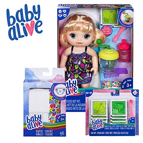 baby alive doll food pack - 9