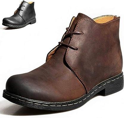 Amazon.co.jp: Morikui Chukka Boots, Men