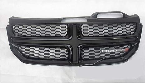 Griglia anteriore superiore Fiat Grande Punto nera Upper radiator grille