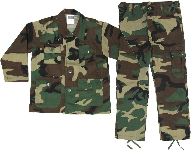 BDU Woodland Uniforms
