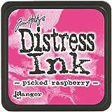 Tim Holtz Distress Mini Ink Pads-Picked Raspberry