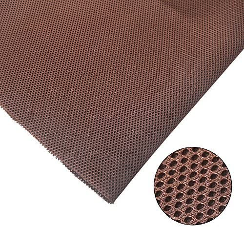 """Speaker Cloth Stereo Grill Fabric Replacement for Home Speakers,Large Speakers and KTV Boxes Repair 36/"""" x 18/"""", White"""