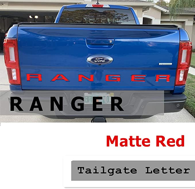 Truck Beds & Tailgates Okrex Ford Ranger Accessories Tailgate ...