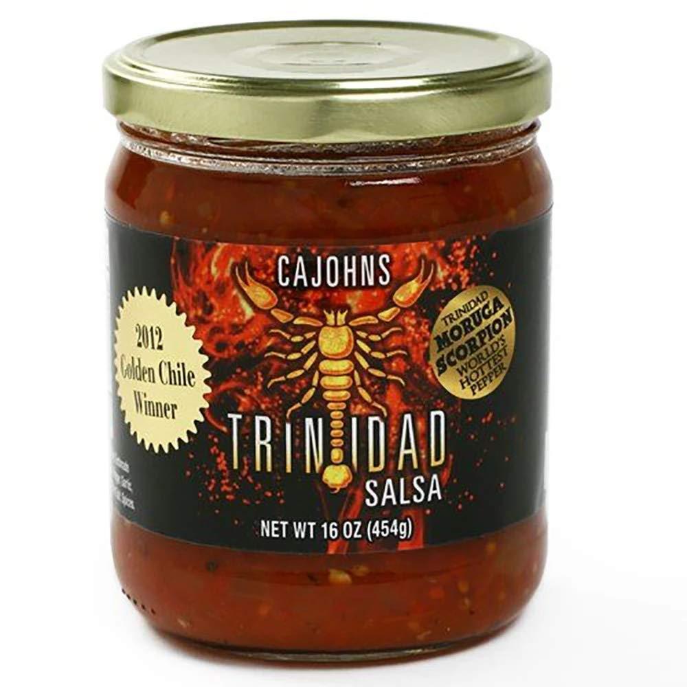 Trinidad Moruga Scorpion Salsa (16 ounce)