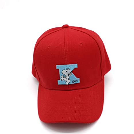 TRGFB Baseball Cap Creative Letter K Logo Unisex Snapback Gorra de ...