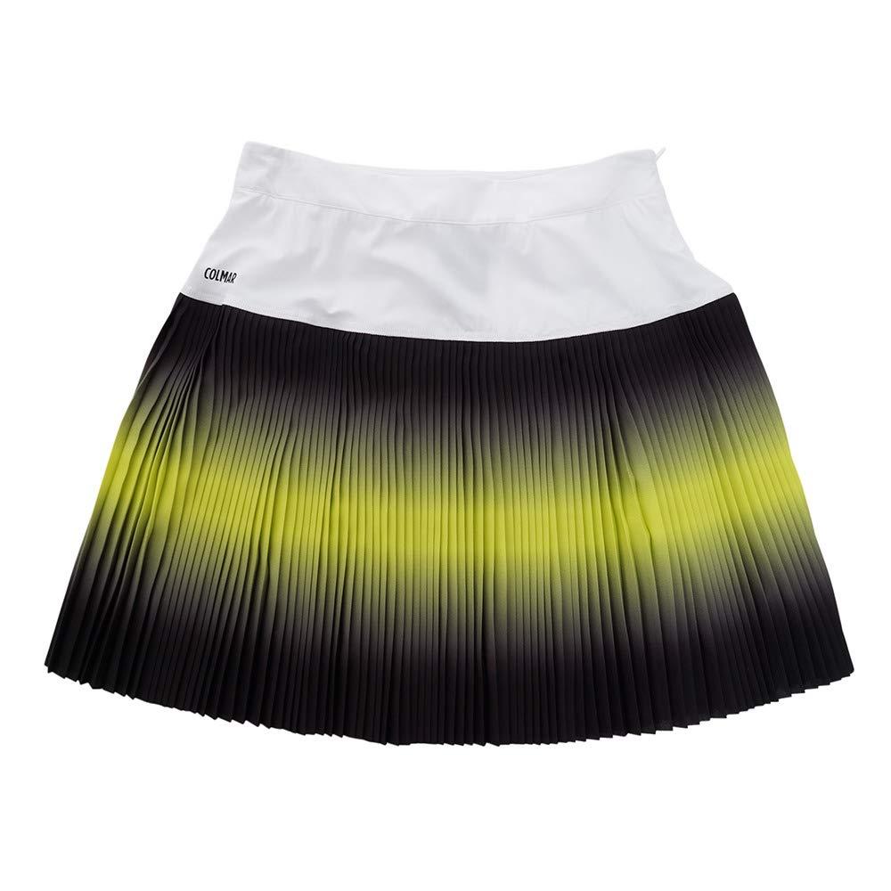 COLMAR(COLMAR) L合繊系スカート 8992-5QE8B-CL01 40 ホワイト B07H3M97VZ