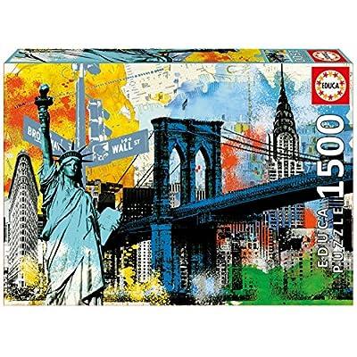 Educa Puzzle Colore Vario 171200