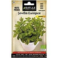 Semillas Ecológicas Aromáticas - Menta Piperita - ECO - Batlle