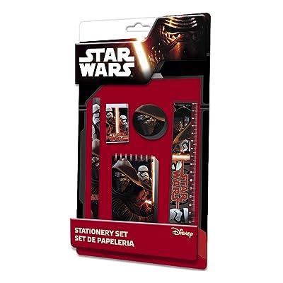 Set papeterie 5 pièces Star Wars