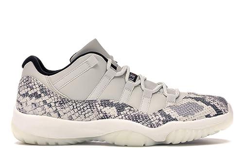 online store 9e33a b18b8 Amazon.com | Nike Air Jordan 11 Retro Low Le Mens Cd6846-002 ...