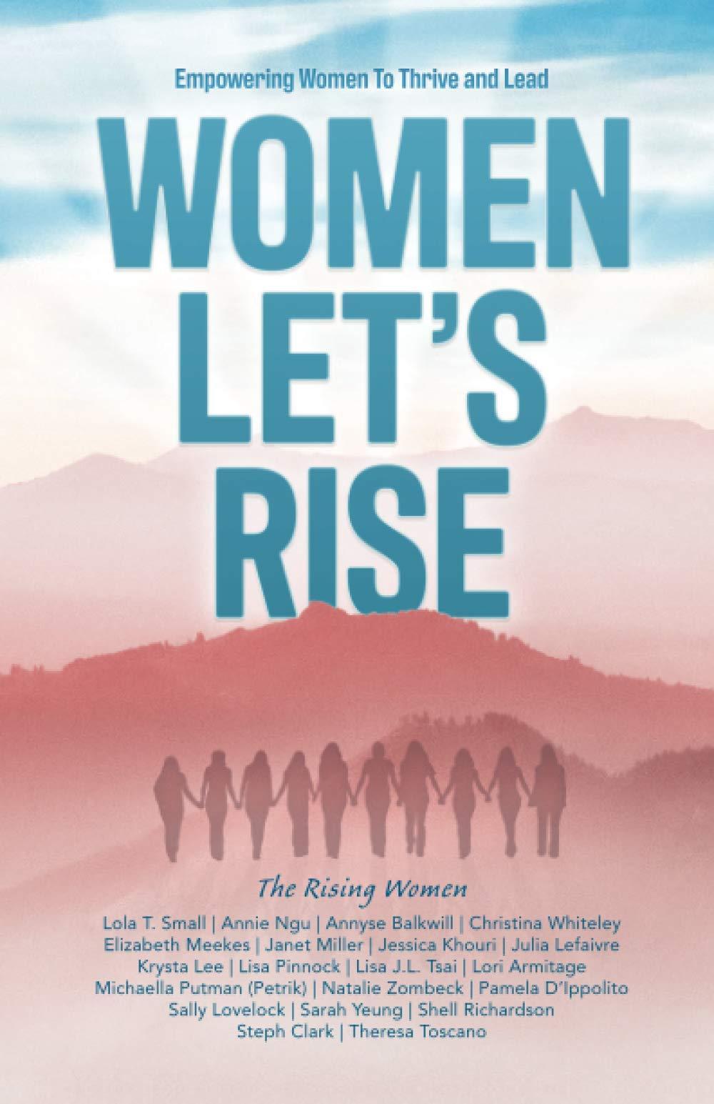 Women, Let's Rise book