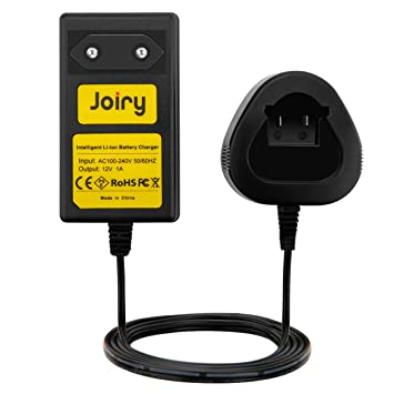 Joiry 10.8V Cargador para Bosch BAT411 10.8V Lithium Batería ...
