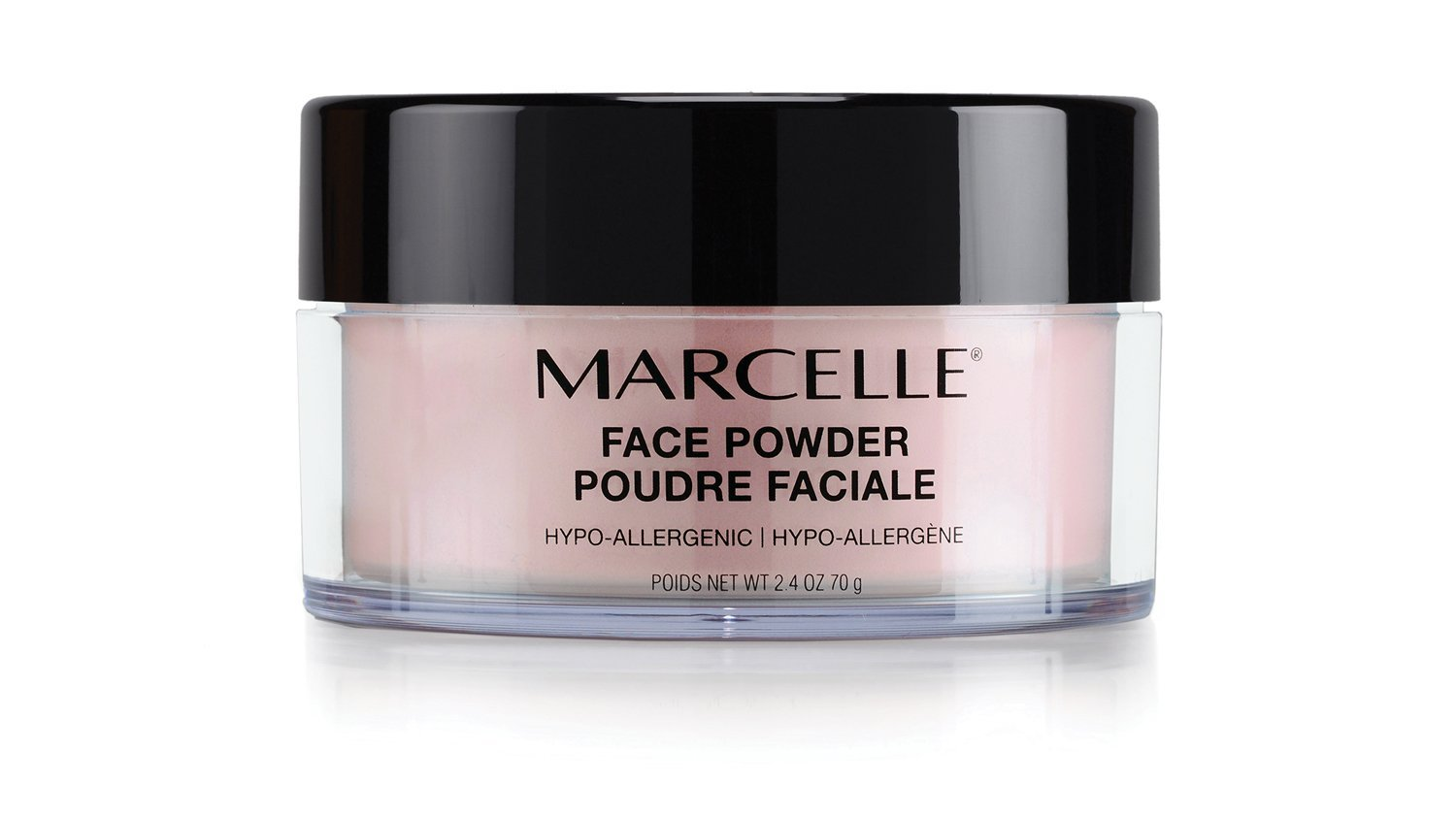 Marcelle Loose Setting Face Powder Hypoallergenic and Fragrance-Free, Translucent, 70 g Marcelle group - Beauty 161050