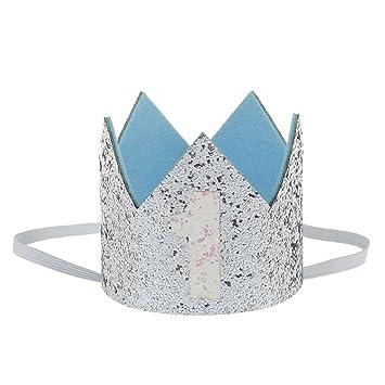 Preiswert Kaufen Baby Kids Girl Princess Krone Kopfband Headband Haarband Neu Silber Weiss Kleidung, Schuhe & Accessoires