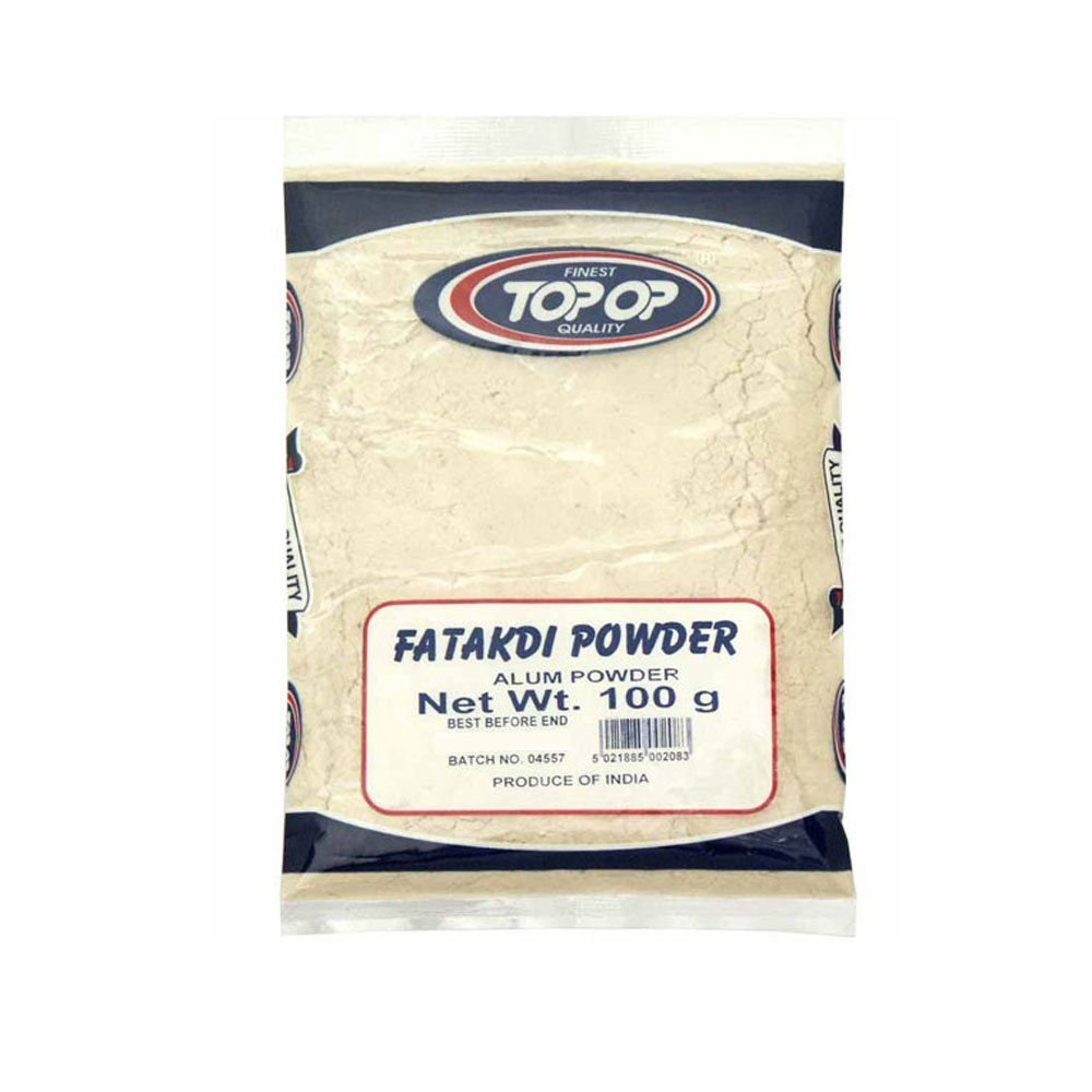 Top-Op Fatakdi (Alum) Powder 100g