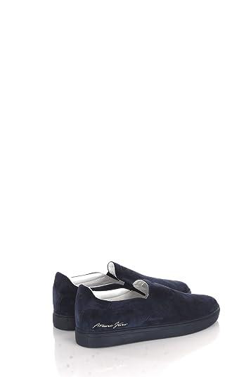 Sneakers Uomo Armani Jeans 39 Blu 935067 7p403 Primavera Estate 2017 Pr9xW28HjL