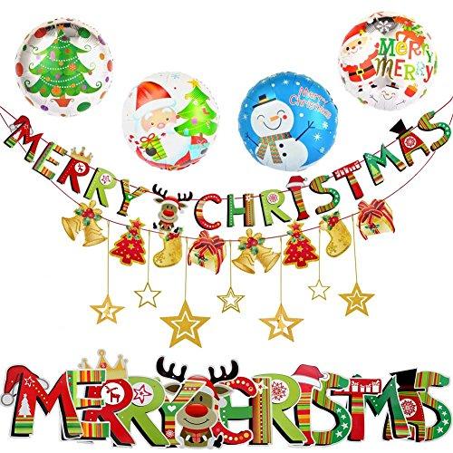 merry christmas streamer - 6