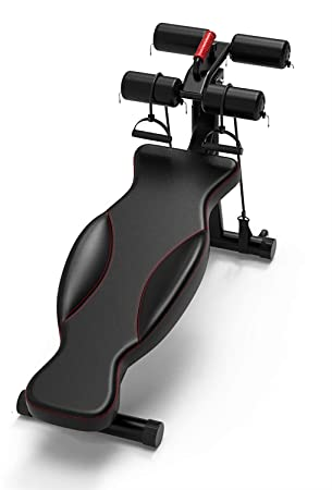 Sit-up Board Sit-ups Fitness Equipment Home Multi-Function Dumbbell