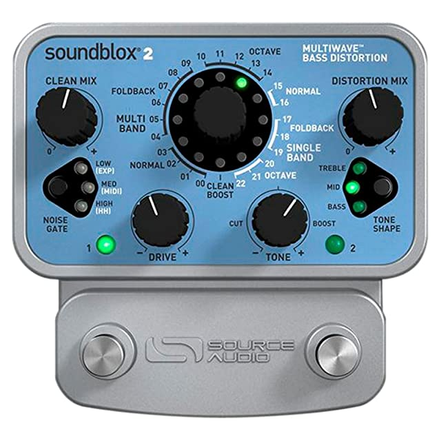 リンク:SA221 Multiwave Bass Distortion