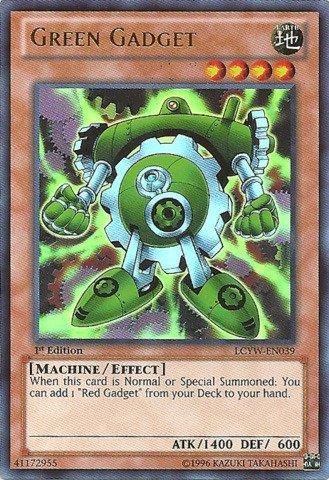 Yu Gi Oh Green - 4