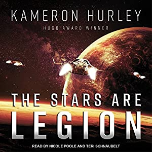 The Stars Are Legion Audiobook
