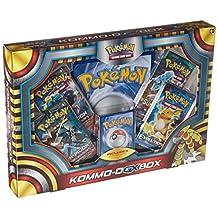 Pokemon TCG 80318 Pokémon Games: Kommo-O-GX Box